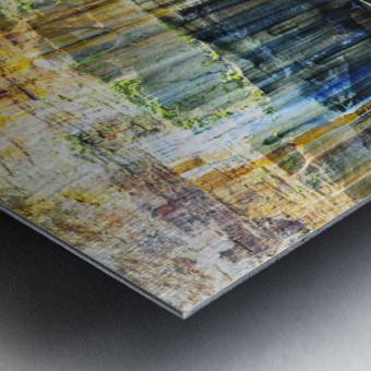 0214 Metal print