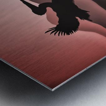 Flight of Fancy Metal print