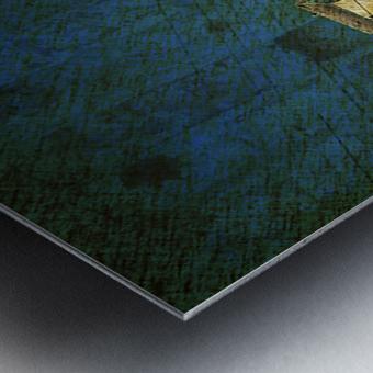 Wheat Pool Metal print