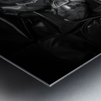 Totally Enclosed MsPervology Metal print