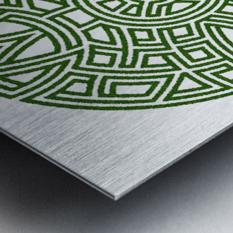Maze 4811 Metal print