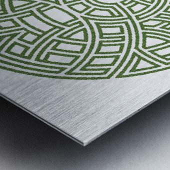 Maze 4812 Metal print