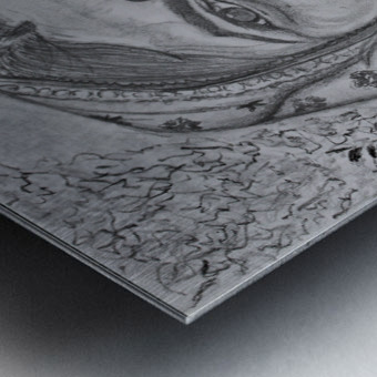 Laxmi Metal print