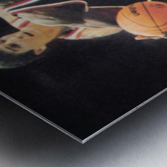 1984 Michael Jordan USA Basketball Art Metal print