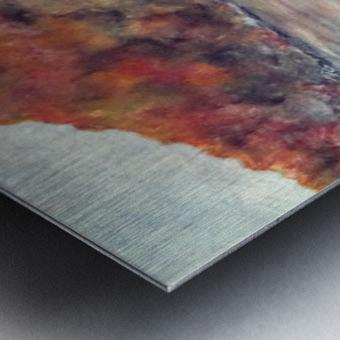 Seasons Metal print