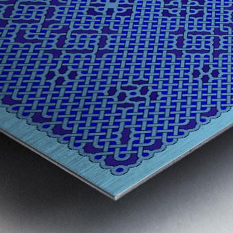 Celtic Maze 6003 Metal print