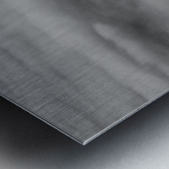 Crystal Clouds Metal print