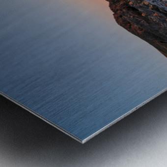 Corney Brook Sunset Metal print