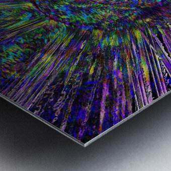 Eye of the Universe Metal print