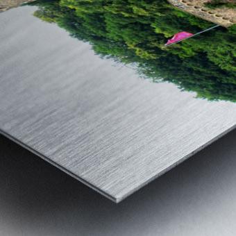 LS055 Metal print