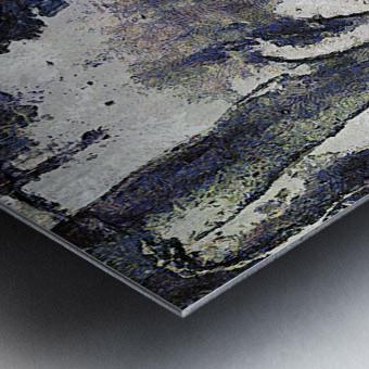 A Captive Mind Metal print