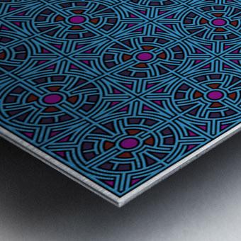 Labyrinth 3604 Metal print