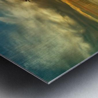OS002 Metal print
