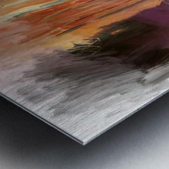 Sideboard Metal print
