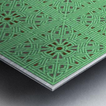 Labyrinth 3603 Metal print