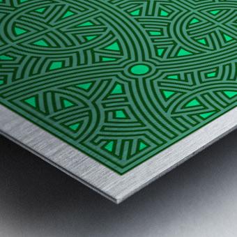Maze 2800 Metal print