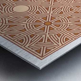 Maze 2846 Metal print