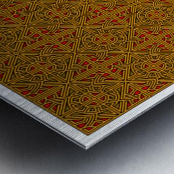 Banner 2504 Metal print