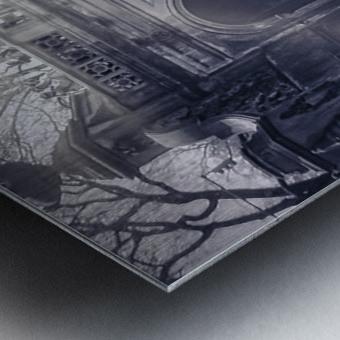 Bethesda Man2 Metal print