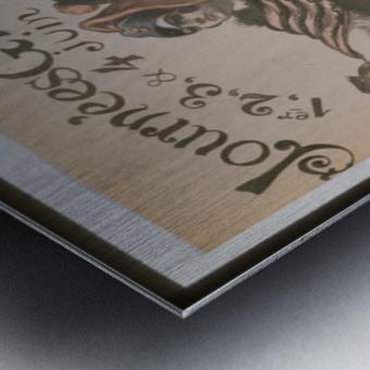 Vintage---Journey-4 Metal print