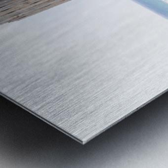 keepout Metal print
