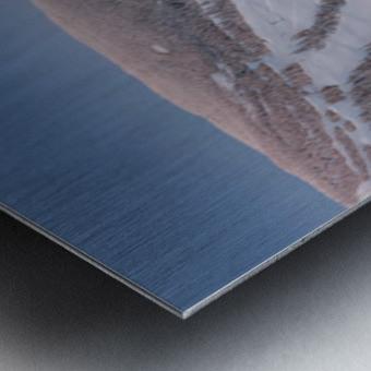 Mo South Wide Metal print