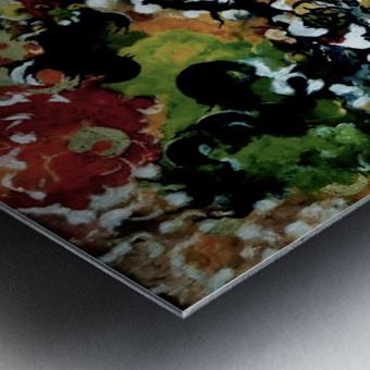 Metaphysical Cut of Life Metal print
