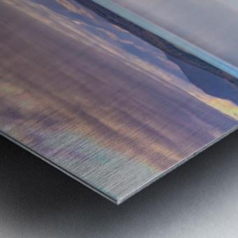 Lake_pukaki Metal print