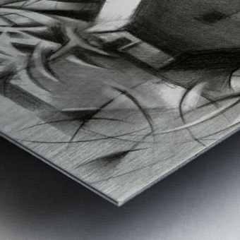 Leiden - 11-11-15 Metal print