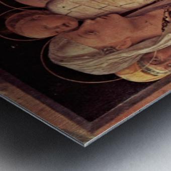 Presentation of Jesus at the Temple Metal print