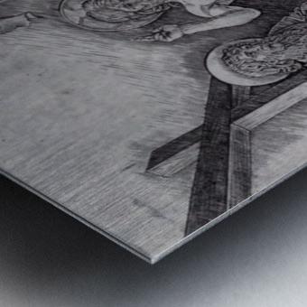 The Resurrection of Christ Metal print