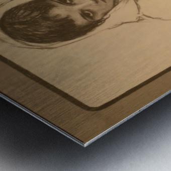 Orphans Metal print