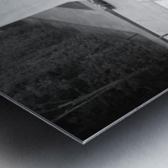 Arlington Metal print