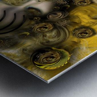 Movement with Venus Metal print