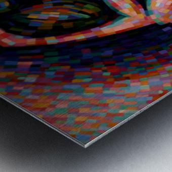 Roundism - 06-07-16 Metal print
