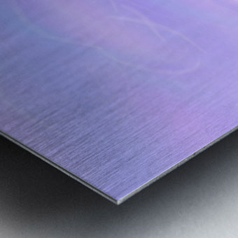 A Maui Twilight Setting Metal print