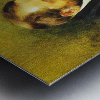 Eero Jarnefelt Metal print