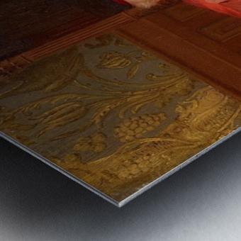 Der Kardinal Metal print