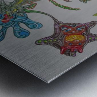 p1401 Metal print