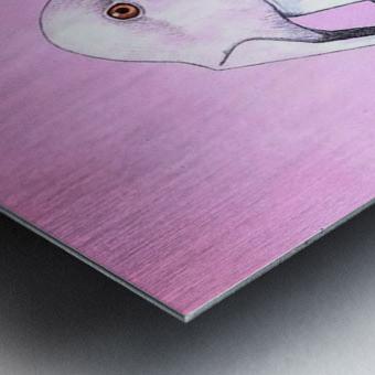 Peace  -  Pawel Kuczynski Metal print
