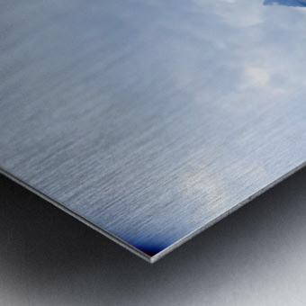 Jenny Lake   Jackson Hole Metal print