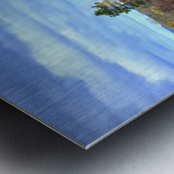 Willow Flats   Jackson Hole Metal print