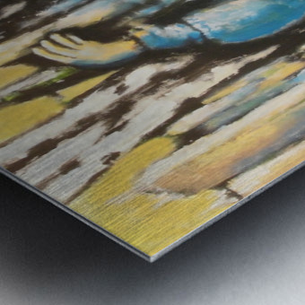 Lapland II Metal print
