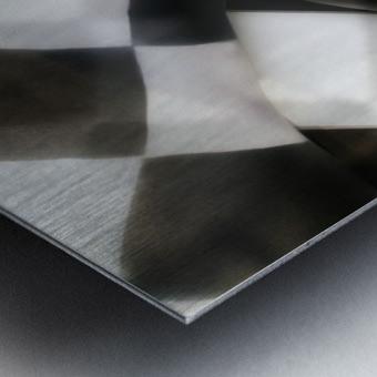 Tile Tales Metal print