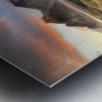 Vestrahorn Metal print