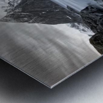 Living Norway Metal print