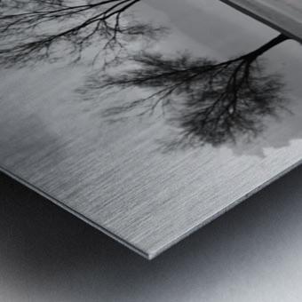 KarAŸA±yaka'dan Bir YansA±ma Metal print