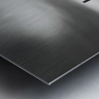 waves brake Metal print