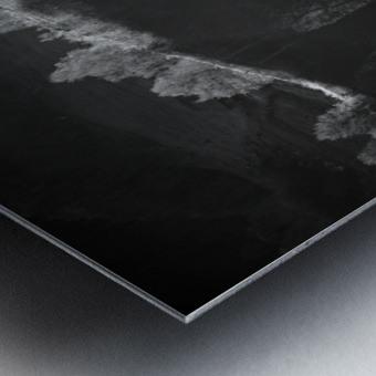 Fundatura Ponorului Metal print