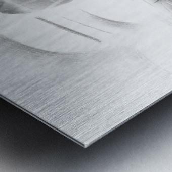 Schiedam 21-08-16  Metal print